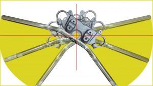 VTR ハンドル セットバック 交換