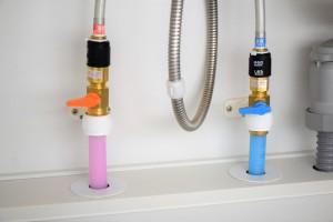 分岐水栓 取り付け方法
