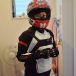 低身長ライダー用バイクウェア選び方&プロテクター考察「合うサイズがない!」