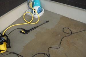 高圧洗浄機 自宅 汚れ