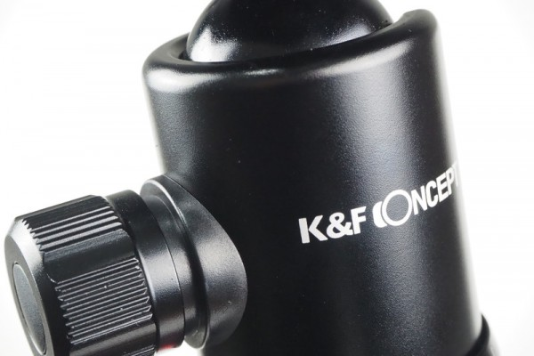 K&F Concept 三脚 レビュー