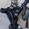 CBR125R安いバックステップ取り付け&インプレ!ジムカーナで転倒しても折れない、タイ製品がスゲーぞ!
