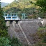 【ダムカード香川県】五名ダム!意外で超珍しいかもしれない県内唯一のダム形状