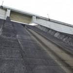 【ダムカード香川県】粟井ダム!広くきれいな提頂部分からは観音寺市が一望できる21世紀ダム