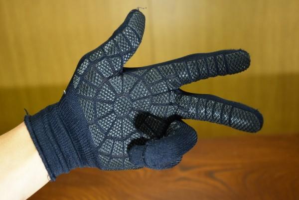 グリップ手袋