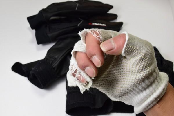 指抜き手袋寿命