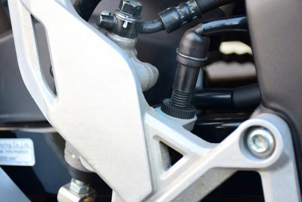 ブレーキランプ調整センサー