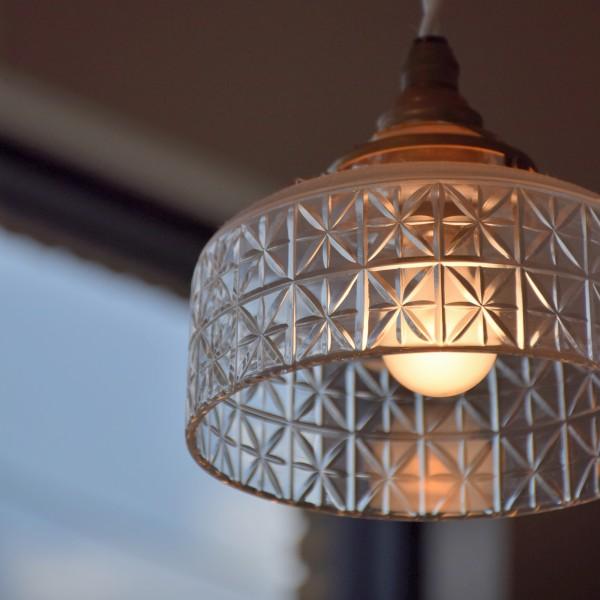RAKU店内の照明
