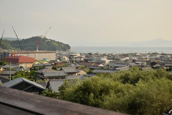 小豆島住宅街