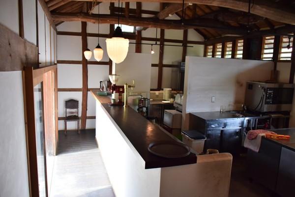 五風十雨 厨房
