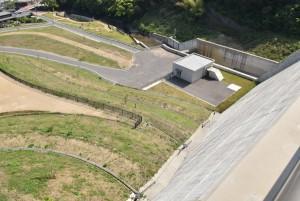 内海ダム公園