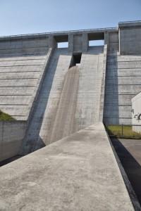内海ダム堤体3