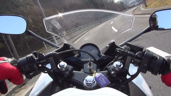 バイクツーリング 最高速 cbr125r