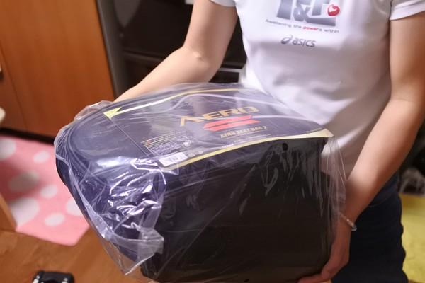 エアロシートバッグ2