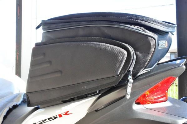 エアロシートバッグ サイドフラップ