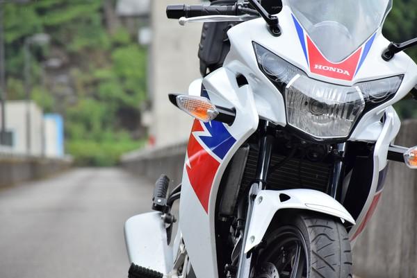 バイク cbr