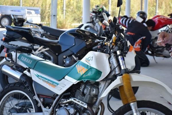 ジムカーナ バイク