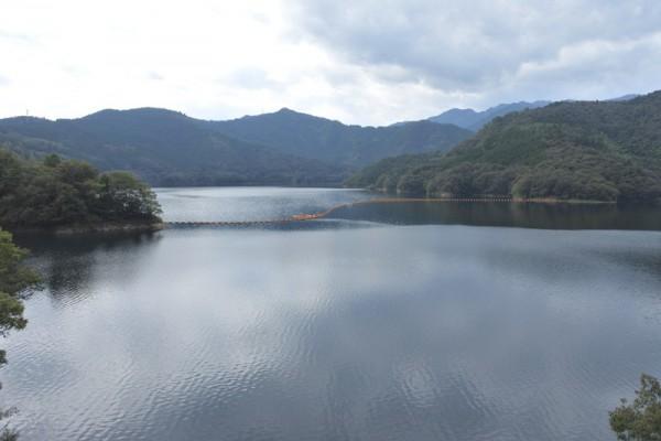 早明浦ダム 貯水量