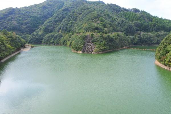 福井ダム湖