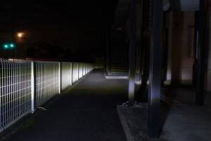 LEDヘッドライト 光軸