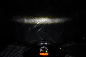 e-auto fan LEDヘッドライト