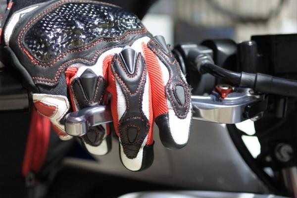 アジャストレバー バイク CBR125R