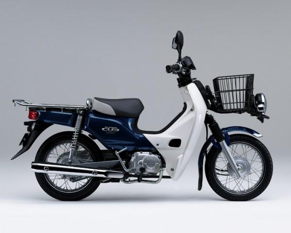 スーパーカブプロ110