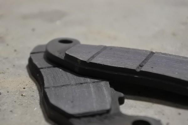 ブレーキパッド交換 バイク CBR125R