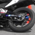 バイアス最強?小型バイクにおすすめTT900GP!寿命がかなり短いハイグリップタイヤのインプレ