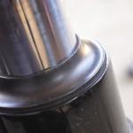 バイクのフォークダストシール交換方法!ヒビがあれば要注意。必要なジャッキと作業手順をCBR125Rで詳しく紹介