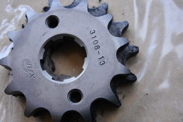 CBR125R フロントスプロケット 13T