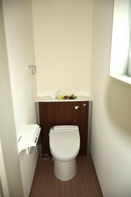 ファミリーホーム トイレ 建具 Pプラン