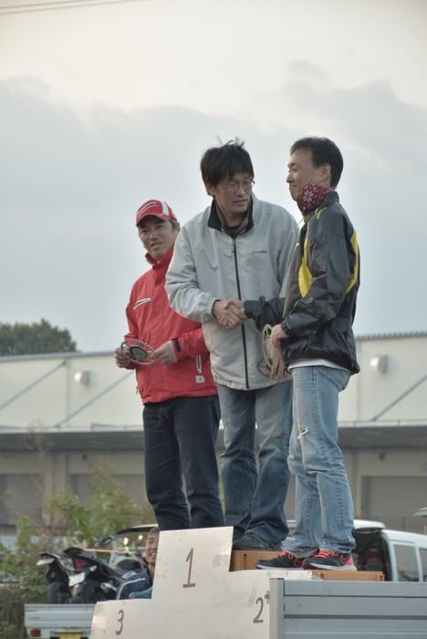 トライジムカーナ 岡山 2016 第3戦 バイク 大会