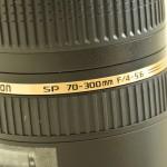 タムロン望遠レンズ70-300mm画質とAF速度レビュー!手ぶれ補正の性能は?安いレンズだが意外とおすすめ