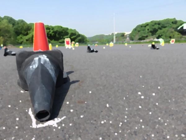 トリプルR ジムカーナ 第1戦 岡山 トライジムカーナ