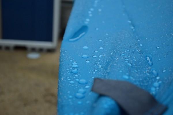 カンタンタープ タープ おすすめ 雨 防水 撥水 耐久性