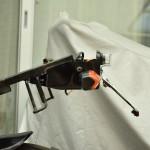 VTR250フェンダーレス化(エーテック)LEDテールランプ配線加工と取り付け方