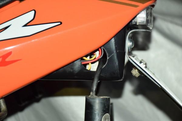 エーテック フェンダーレス VTR250 ウインカー