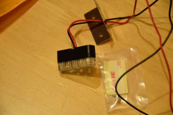 エーテック フェンダーレス VTR250 ナンバー灯
