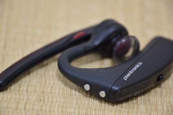 ボイジャー 5200 プラントロニクス ヘッドセット ブルートゥース 通話