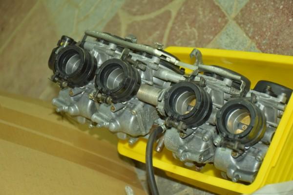 CBR400RR ホンダ レストア キャブレーター オーバーホール