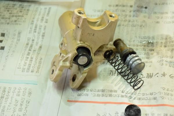 CBR400RR ホンダ レストア フロントブレーキ マスター