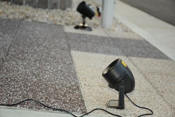 ガーデンモーションプロジェクター ガーデンレーザーライト クリスマス イルミネーション 自宅