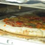 【超おすすめ】バーベキューでピザを焼く!BBQのコンロに設置するだけ、簡単ピザ窯