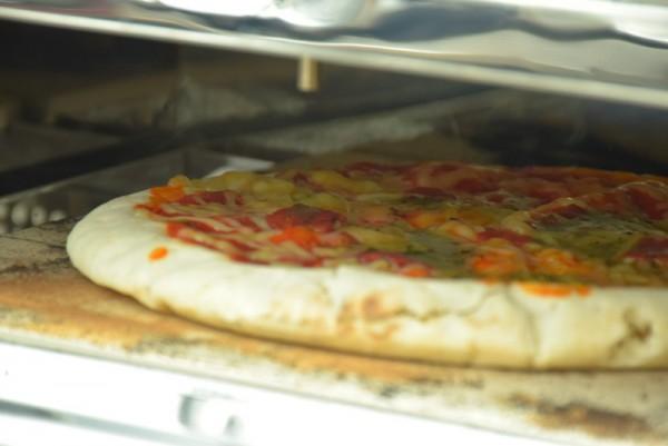 ピザオーブン バーベキュー