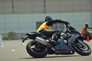 ジムカーナ 大型バイク