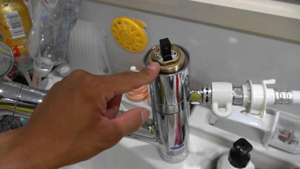 タカギ 分岐水栓 蛇口