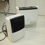 小型セラミックファンヒーターのメリット(足元用にはコンパクトなストーブがおすすめ)