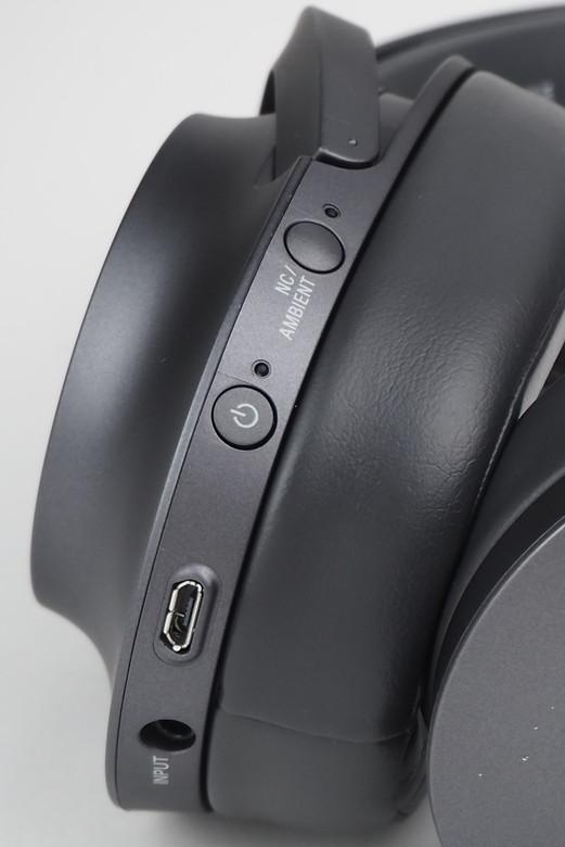 ワイヤレスヘッドホン H900N
