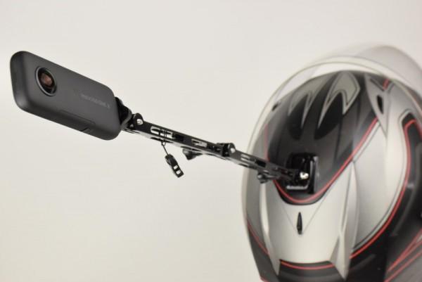 insta360 ONE X バイク ヘルメットマウント